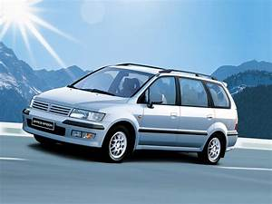 2003 Mitsubishi Space Wagon Iii  U2013 Pictures  Information