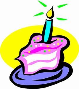 Birthday Cake Slice Clipart   Clipart Panda - Free Clipart ...