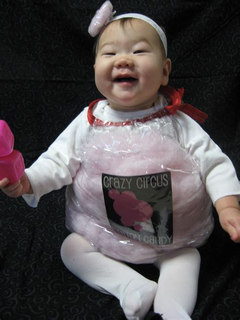 craft  confidence cotton candy costume tutorial