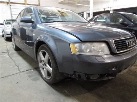 Parting Out 2005 Audi A4