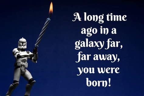 star wars birthday quotes  happy birthday