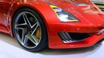 saleen     mph  carbon fiber supercar
