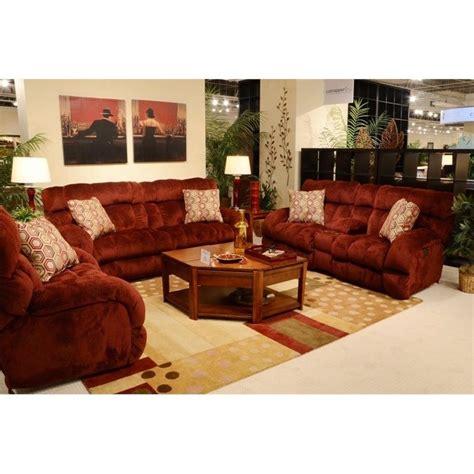 Catnapper Reclining Sofa Set by Catnapper Siesta Lay Flat 3 Power Reclining Sofa Set