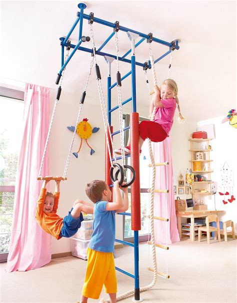 Kinderzimmer Gestalten Klettern by Idee Gemeinschaftsgeschenk Jako O Kletter Dschungel 2 05