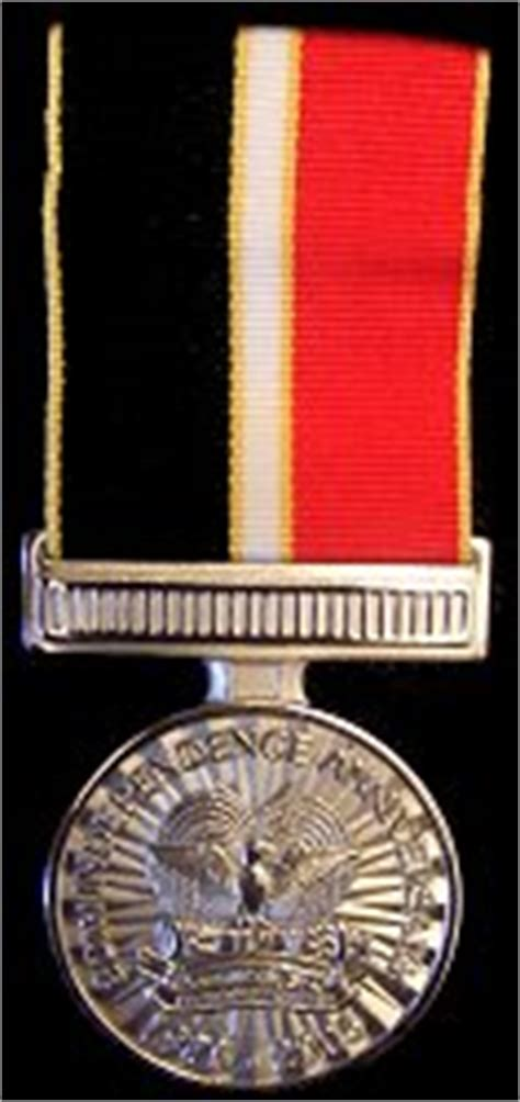 ODM of Papua New Guinea: 30 Years of Independence Medal