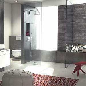 Douche à L Italienne : douche italienne espace aubade ~ Dailycaller-alerts.com Idées de Décoration