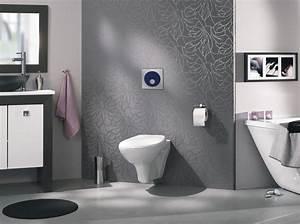 Deco Pour Wc : des wc d co elle d coration ~ Teatrodelosmanantiales.com Idées de Décoration