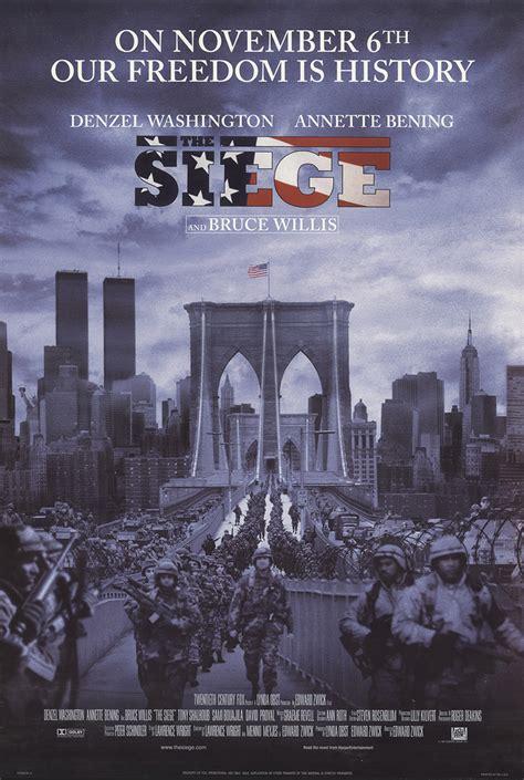 siege fff siege the 1998 original poster fff 22231 fff