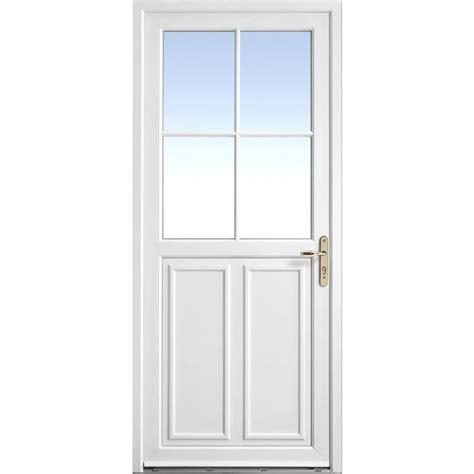 porte dentree olonne pvc portes