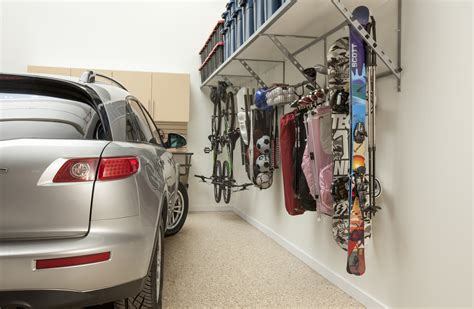 Monkey Bars Storage Your Garage Is Another Room