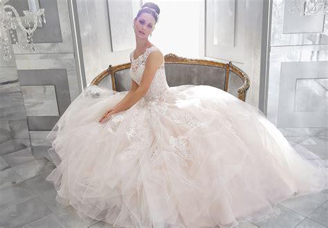 Massima Wedding Dress Style 5573 Morilee