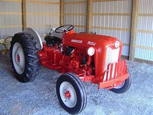 1961 Ford 601 Workmaster Tractor Parts