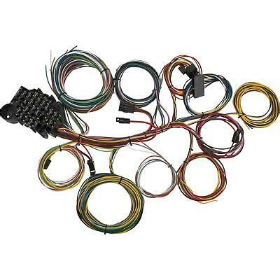 Speedway Circuit Universal Street Rod Wiring Harness