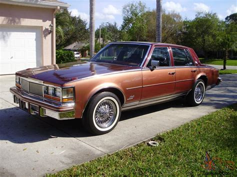 79 Cadillac Seville For Sale 1979 cadillac seville elegante quot stunning quot 40k original