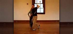 How To Do An Outside Turn With A Spin Break Swing Dance