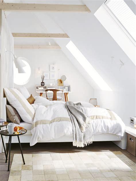 Unterm Dach Schlafzimmer Mit Schrägen Einrichten