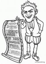 Shrek Coloring Rumpelstiltskin Pages Para Forever Colouring Movie Colorear Kleurplaat Dibujos Colorir Desenho Kleurplaten Coloriage Evil Character Fun Tekenen Ausmalbilder sketch template