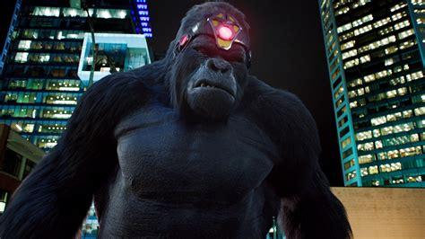 gorilla grodd david sobolov  flash wiki fandom