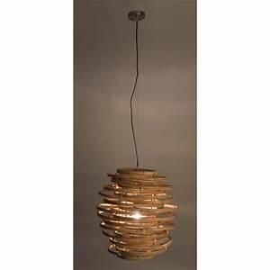 Suspension En Rotin : suspension en rotin kubu par ~ Dallasstarsshop.com Idées de Décoration