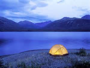 Camping Desktop Background Nature