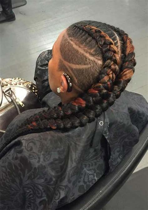 goddess braids    hot hairstyle