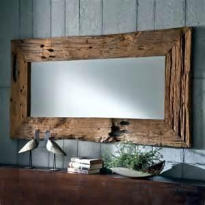 diy flur garderobe 1000 ideen zu spiegel holzrahmen auf spiegel mit holzrahmen wandspiegel ohne