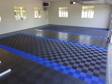 Garage Floors   Garage Gallery   RaceDeck   Garage Ideas