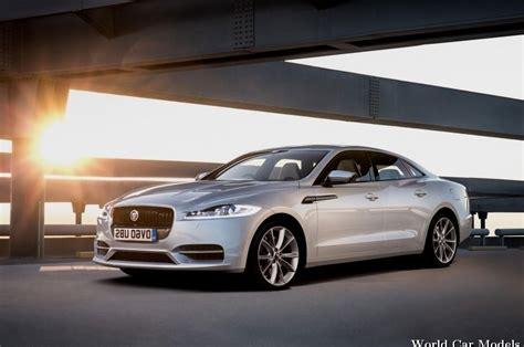 New Jaguar XJ Redesign 2017 2018