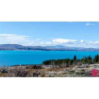 Lake Pukaki - The Most Beautiful In New Zealand