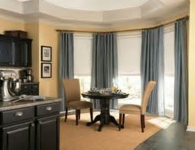 large kitchen window treatment ideas bay window treatment pictures and ideas