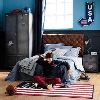 chambre ado urbain chambre ado garçon 11 déco de chambres dans le coup