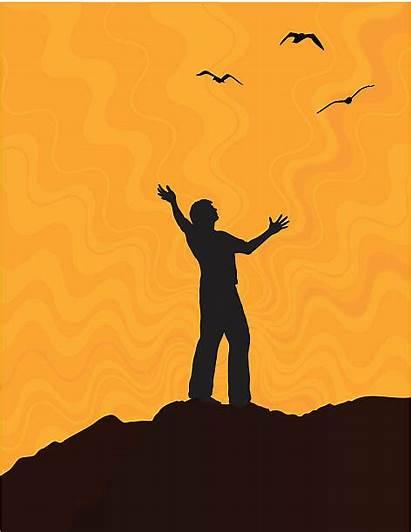 Praise Vector Lord God Praising Clip Illustrations