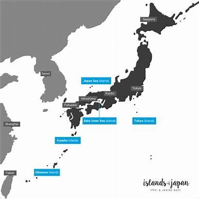 Japan Islands Flights Within Ippei Janine Travel