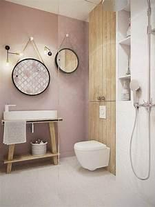 Miroir Rond Salle De Bain : miroir rond salle de bain id es de d coration int rieure ~ Nature-et-papiers.com Idées de Décoration