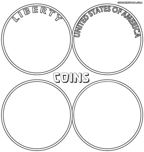coin coloring pages coin coloring pages coloring pages to and print