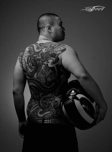 chinese triad tattoos - International Celebrity And Tattoo
