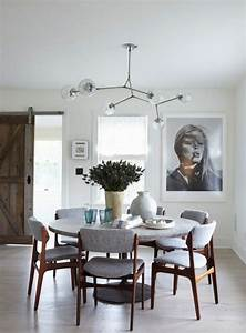 table de salle a manger ronde en bois myqtocom With salle À manger contemporaineavec table de salle a manger ronde en bois