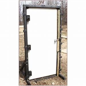 Quick Hinge Breach Door with Fixed Frame - Range Systems