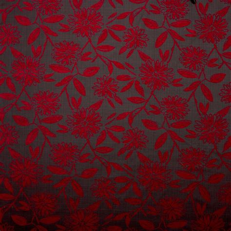 luxury soft floral swirl chenille flower upholstery sofa