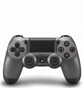 Controle De Ps4 Playstation 4 Sony Dualshock 4 Steel Black