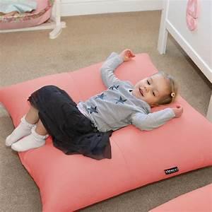 Kids, Floor, Cushion, Bean, Bag