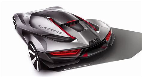 Car Design Concepts : David Schneider Design Audi Concept