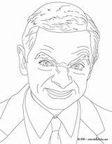 Bean Mr Coloring Coloriage Dessin Hellokids Colouring Mister Gims Colorear Famous Rowan Atkinson Maitre Coloriages Colorir Dibujos Imprimer Colorier Pessoas sketch template