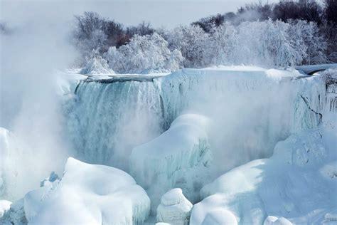 Niagara Falls Frozen Bing Wallpaper Download