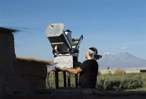Slovak astronomic system also in Chile - spectator.sme.sk
