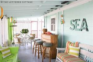 Spring, Beach, Home, Front, Porch, Inspiration, -, 10, Ideas