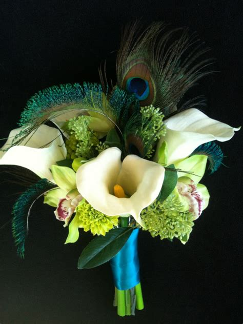 Peacock Blue Wedding Design Loves Weddings