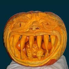 Winner! Peter Peter Pumpkin Eater  2011 Pumpkincarving
