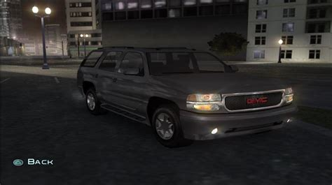 igcdnet gmc yukon denali  midnight club  dub edition
