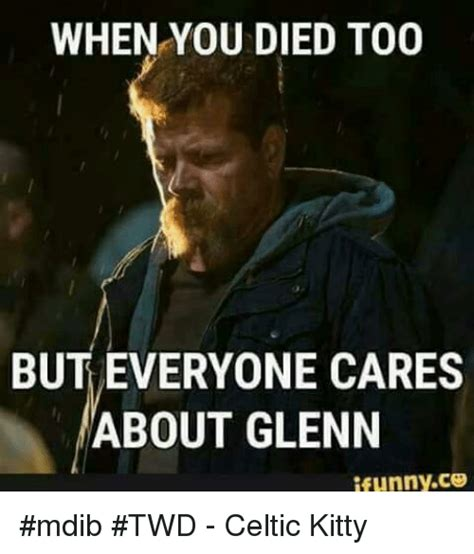 Glenn Memes - funny everyone cares memes of 2017 on sizzle one another